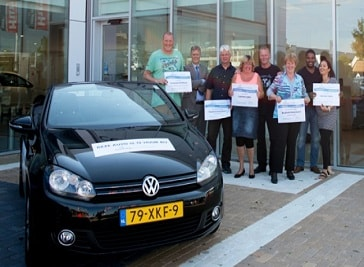 Century Car Rental in Groningen