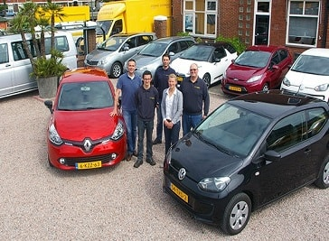 Doesburg Car Rental in Groningen
