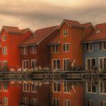 Groningen-row-houses