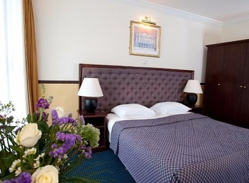 Hotel de Doelen in Groningen