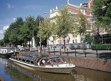 Rondvaartbedrijf Kool in Groningen